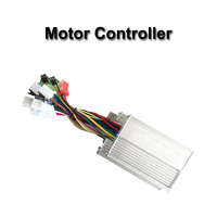 48 64V 1000W Electric Tricycle Motor Controller Multi function Battery Car DC Intelligent Brushless Controller