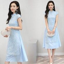 2018 new high quality sexy burgundy satin cheongsam chinese traditional lady's qipao short sleeve novelty long dress