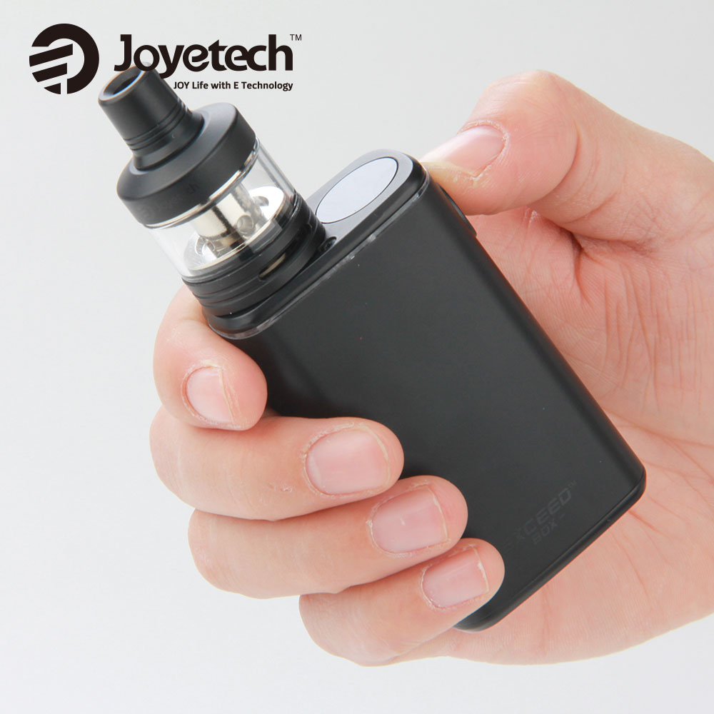 Original Joyetech Exceed Box Starter Kit with 2ml EXCEED D22C Atomizer Built in 3000mAh Battery 50W
