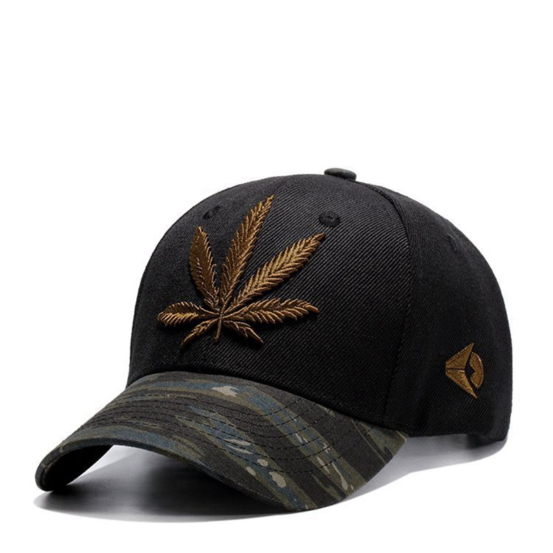 Yienws Brand Embroidery Baseball Cap Hat For Men Women Plain Curve Baseball Cap Weed Hat Bone Masculino Gorras Planas YIC477 3
