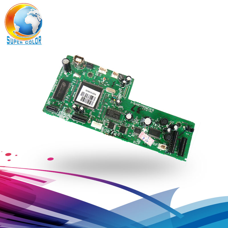 Free Shipping Formatter Board logic Main Board MainBoard For EPSON L200 L201 ME330 ME350 NX125 SX130 Original Mainboard