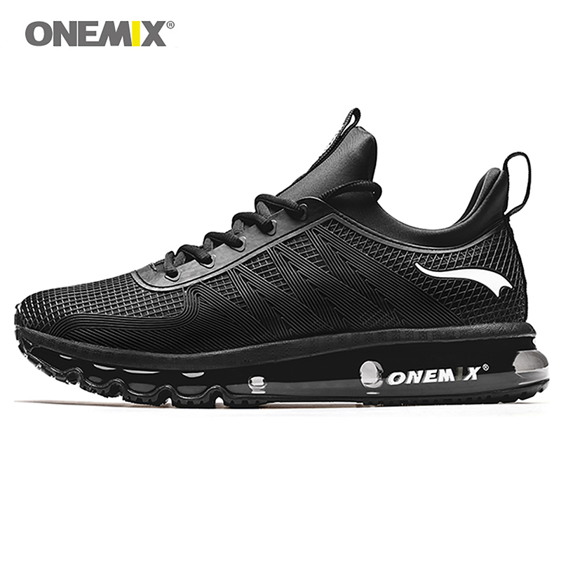 2019 NEW Onemix Men s Running Shoes Air Cushion Sneakers For Men Sports Shoes Athletic Zapatillas