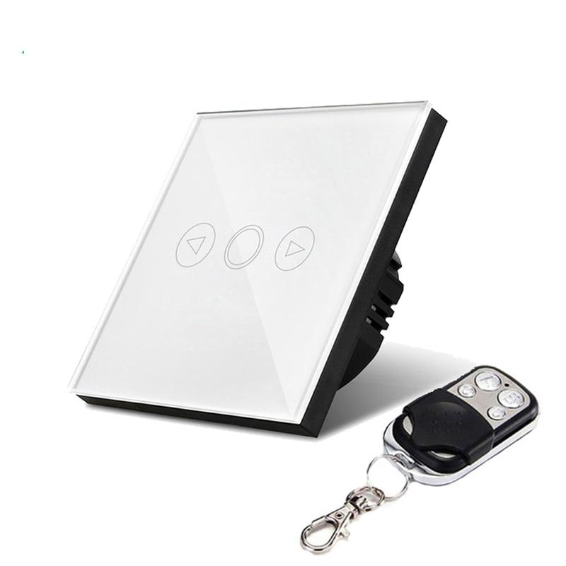 LED Dimmer EU Standard Fernbedienung Licht Dimmerschalter Touchscreen - Intelligente Elektronik