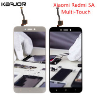 For Xiaomi Redmi 5A LCD Screen With Frame Redmi 5A Global Display Screen Tested Touch Screen