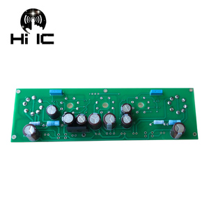 Image 3 - Pequeno 300b fu50 classe um single ended saída tubos tubo conjunto ultra el34 super placa amplificador de potência lm1875