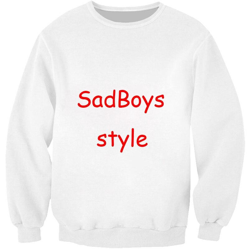 PLstar Cosmos Traurig Jungen Sweatshirt lieblings grüner tee Verrückte Sweats Frauen Männer Japanischen zeichen Jumper Pullover plus größe S-5XL