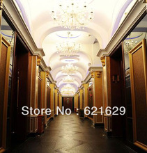 Corridor construction 8'x8′ CP Computer-painted Scenic Photography Background Photo Studio Backdrop HY-CM-4141
