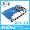 BPI-R1 Смарт Открытым исходным кодом Беспроводной Маршрутизатор BPI R1.Smart Управления Домом Устройства Banana PI R1. БЕСПЛАТНАЯ ДОСТАВКА быстрая ДОСТАВКА