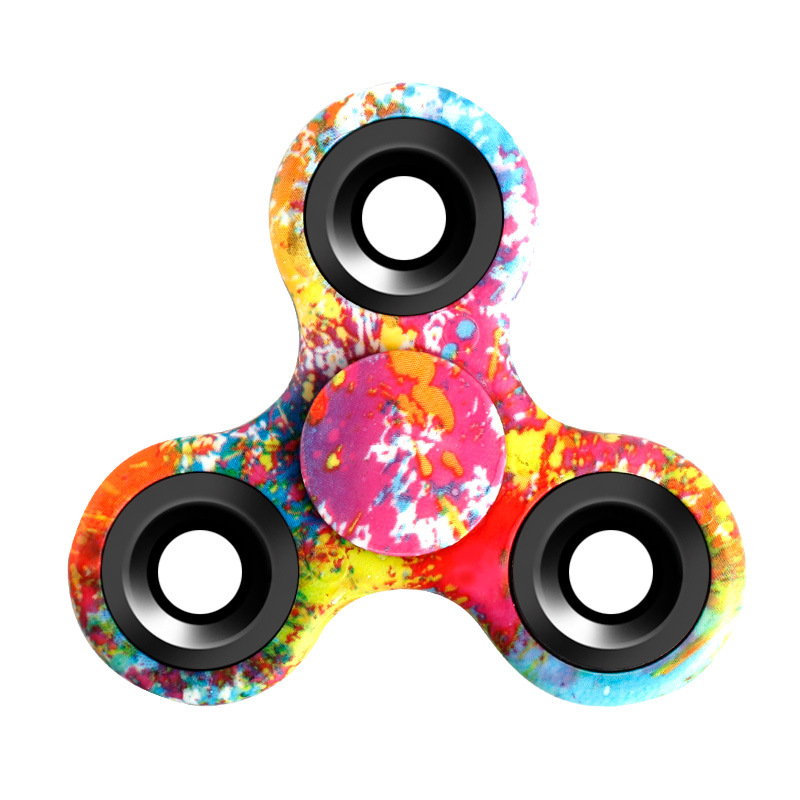 2017 New Styles Fidget Spinner High Quality Hand Spinner For Autism and ADHD Rotation Time Long Anti Stress Toys Kid Gift