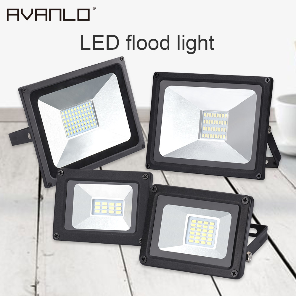 110V SMD 20W Warm White LED Flood Light Outdoor Landscape Garden Spot Lamp US