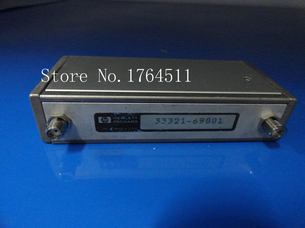 [BELLA] The Supply Of Original33321-69001 Programmable Step Attenuator DC-4GHZ 70dB