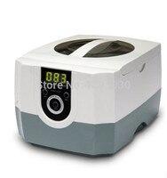 1 adet 300 KHz Küçük ultrasonik temizleme makinesi  dijital ultrasonik dalga temizleyici-CD4800