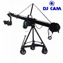 Вещательная камера 8 м подъемный кран для продажи с моторизованной голландской головкой загрузки 25 кг профессиональный операторский кран Jib