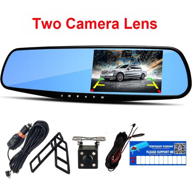Dual Camera Lens