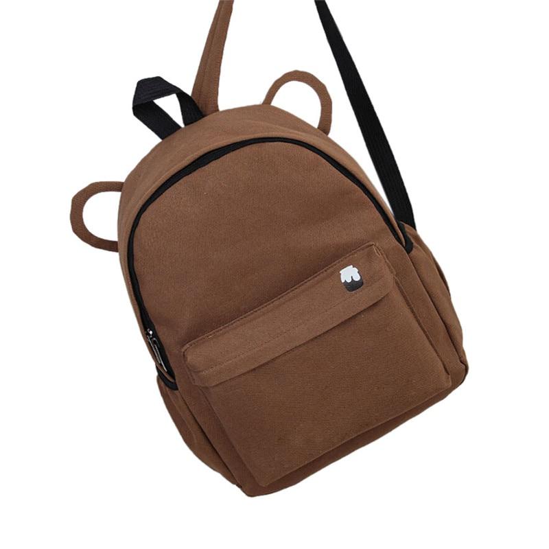OCARDIAN 2018new style female backpack Fashion School Backpack Women Children Schoolbag Back Pack Leisure Travel Bag Mar 23