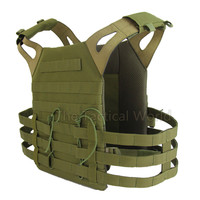 Airsoft Tactical Military Molle Combat Assault Plate Carrier Vest Hunting Tactical Accessoris Body Armor JPC Plate Carrier Vest