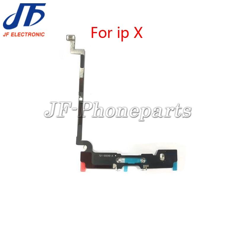 10pcs/lot Loud Speaker Flex Cable Loudspeaker Buzzer Ringer Connection Ribbon For iPhone X Replacement Parts