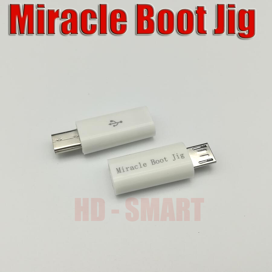 2018 original  miracle boot jig for miracle box &miracle boot key software repair part fast shipping mister miracle