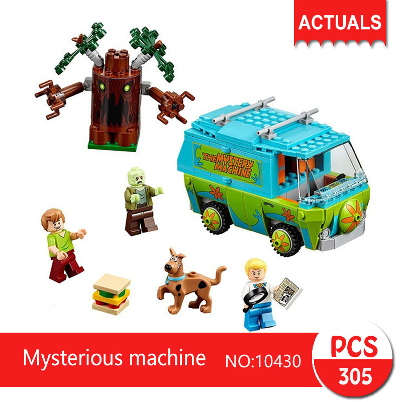Lepin bela 10430 305Pcs Movie Series Mysterious machine Model Building Blocks Bricks Toys For Children Pirate Caribbean Gift lepin 22001 pirate ship imperial warships model building block briks toys gift 1717pcs compatible legoed 10210