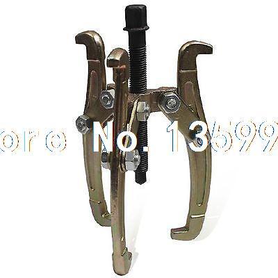 цена на 6-150mm 3-Arm Gear Jaws Puller Drop Forged Bearing Puller Set Metric Thread