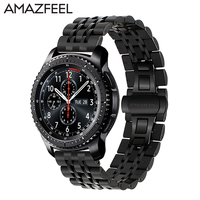 Bracelet For Xiaomi Huami Amazfit Bip Strap 20mm Amazfit Pace Strap 22mm Stainless Steel Smart Watch