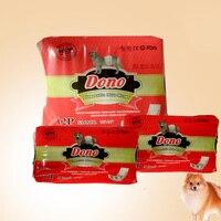 Super Absorbent Diaper Dog Training Urine Pad Pet Diapers Deodorant Antibacterial Pets Dog Nappy Pants Size