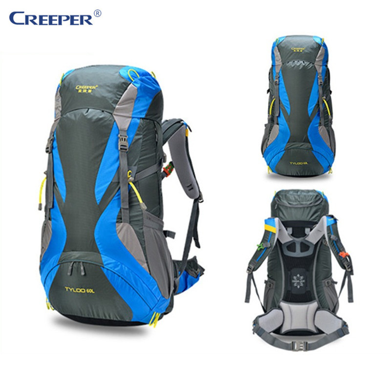 Creeper Camping Hiking Backpacks Outdoor Molle Waterproof Travel Sport Bag Daypack Trekking Rucksack with Rain Cover Sporttas creeper camping hiking backpacks outdoor molle waterproof travel sport bag daypack trekking rucksack with rain cover sporttas