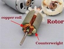 3PCS 380 Large Torque 3.7V-7.4V 3A 20W 22000-46000RPM DC Electric Motor High-Quality Long-Life
