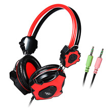 2016 Good Quality Stereo Bass Game Gaming Music Headphones Headset with Microphone for PC Computer Gamer Skype