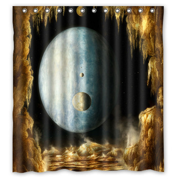 Shop Space Planets Themed Galaxy Bath Accessories Online | OSS