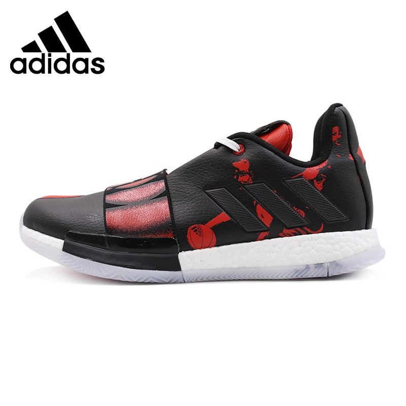 US $182.0 30% OFF|Original New Arrival Adidas Harden Vol. 3 GEEK UP Men's Basketball Shoes Sneakers in Basketball Shoes from Sports & Entertainment on