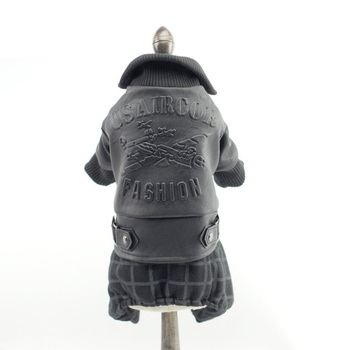 Faux Leather Luxury Coat 5