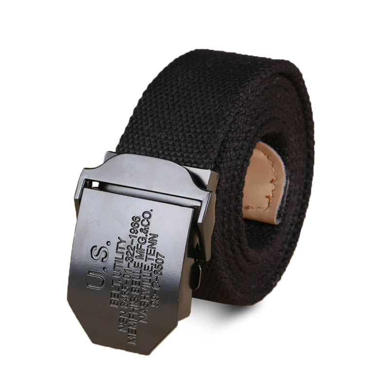Marcas Belts For Men New Striped Adult Casual Men Knitted Cintos Femininos Belt Man Canvas Lengthen Strap Male Personality 120cm