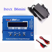 100 Original AKASO IMAX B6 MINI 60W Balance Charger Discharger For font b RC b font