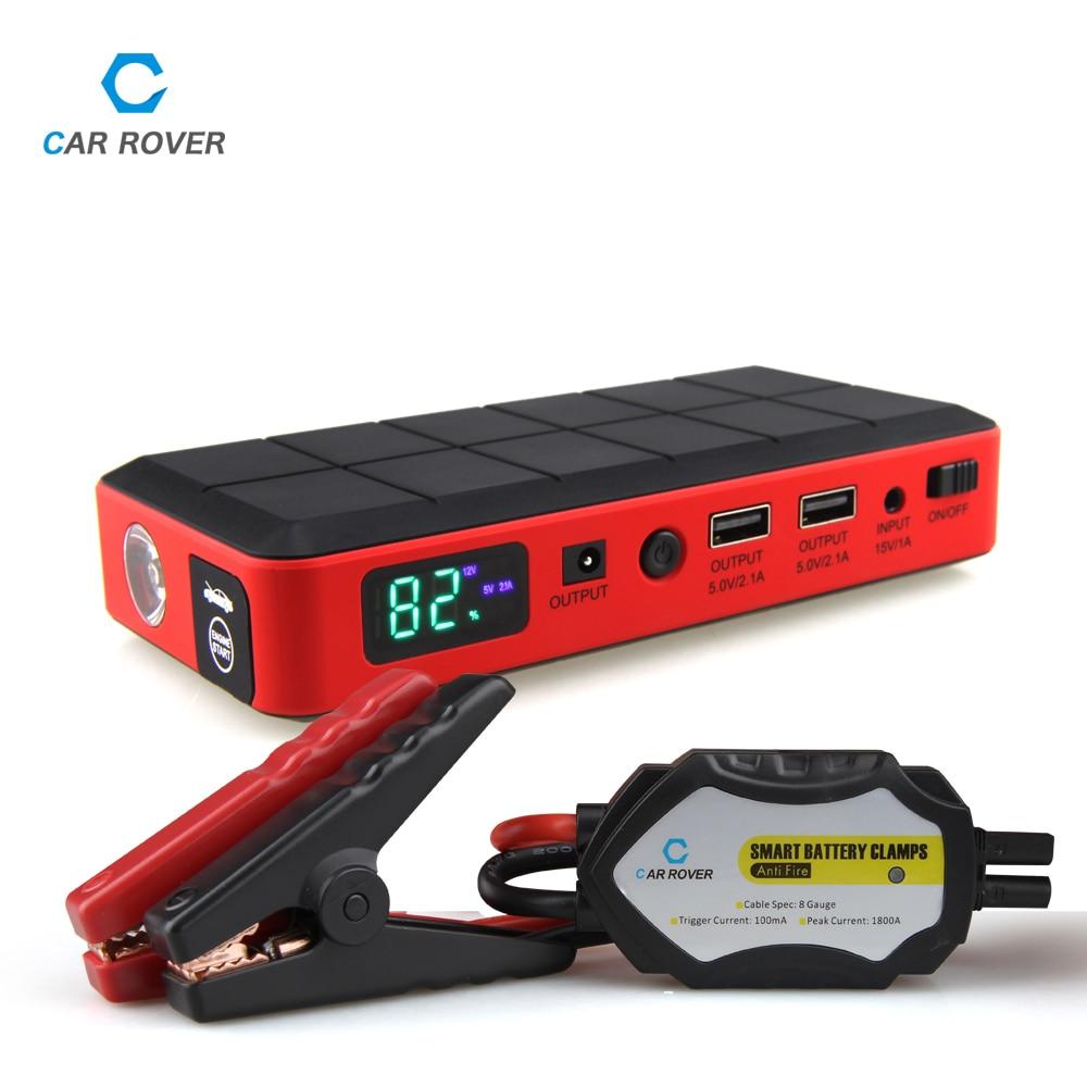 High Capacity 26000mAh Car Power Bank Car Jump Starter 12V Mini Portable Multifunctional Jumper Start with EU US UK Chargr Plug bailey 26000 logue