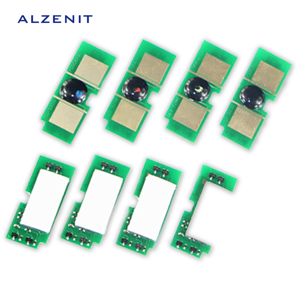 4Pcs GZLSPART For HP 2600 2620 3100 3200 4080 4580 5180 5185 OEM New Drum Count Chip Four Color Printer Parts On Sale 4pcs alzenit for xerox c2270 c2275 c3370 3371 c3373 c3375 oem new drum count chip four color printer parts on sale