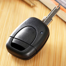 Auto Replacement Key Shell Case Uncut Blade For RENAULT Twingo Clio Kangoo Master Keyless Entry Fob Cover