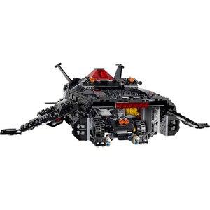 Image 4 - 991 pièces briques Batmobile voiture Batman Super héros modèle blocs de construction garçons cadeaux danniversaire enfants éducatifs assemblée jouets