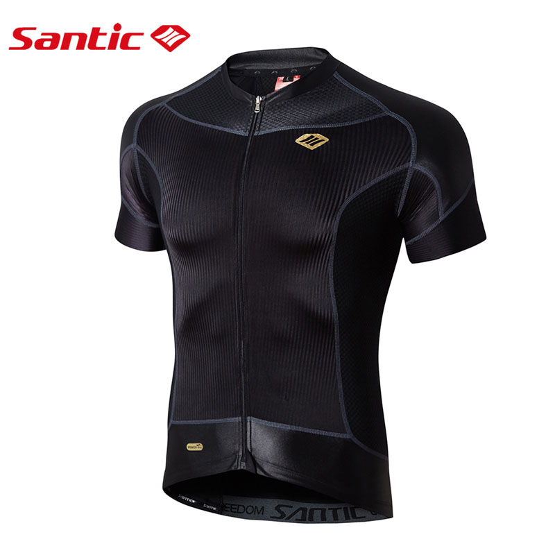 SANTIC Bike Jersey For Men Summer Cycling Jersey Pro Bicycle Jersey Short Sleeve Motocross Shirt Downhill Mtb Mountain clothing santic summer road mountain bike jersey men short sleeve jersey mtb downhill maillot ciclismo bicycle cycling jersey fietsshirt