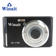Winait Cheap Style Digital Photo Camera 1080P Full-HD Optical 3X Zoom Portable Digital Camera Face And Smile Detection