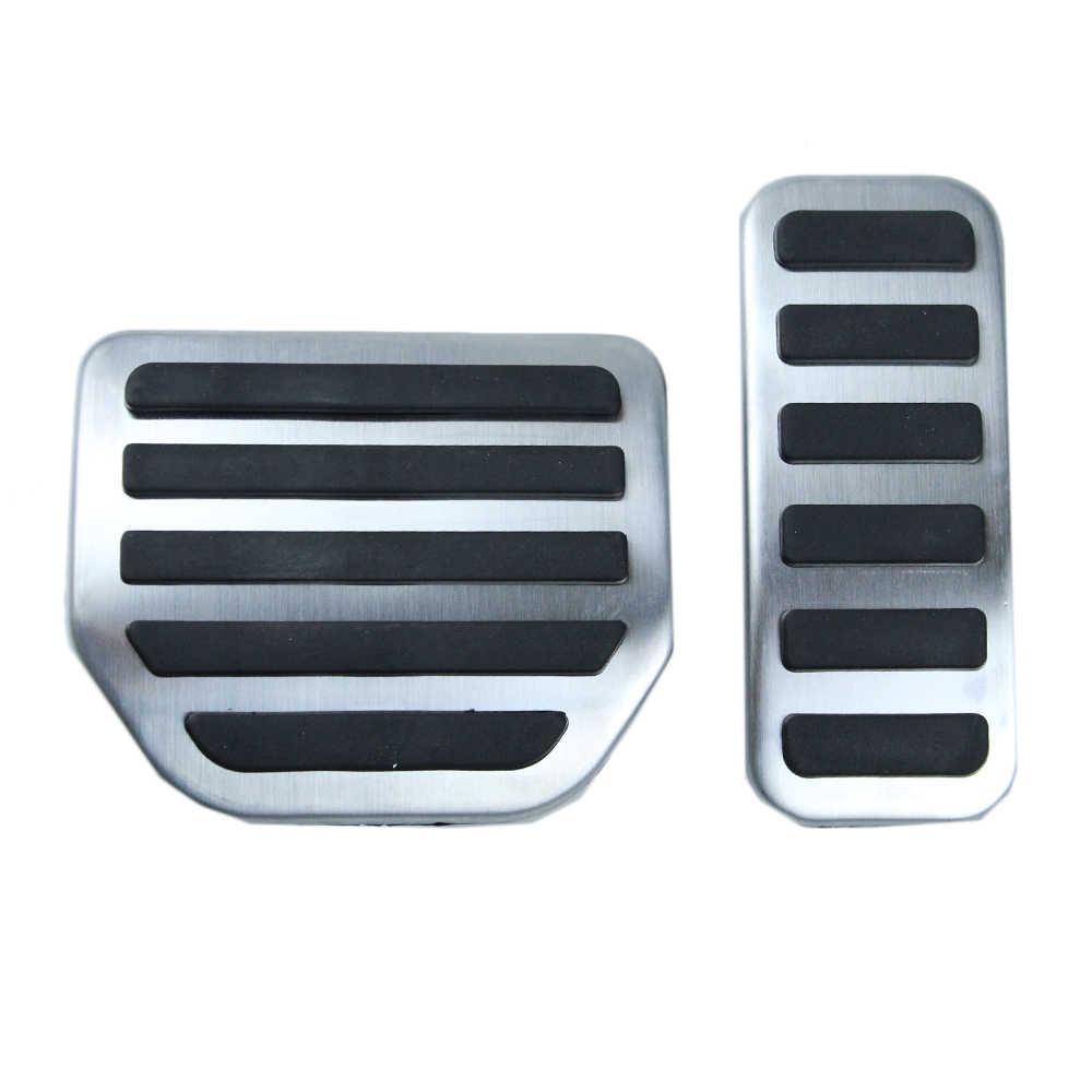 Akcesoria samochodowe dla Range Rover Sport Discovery 3/4 LR3/LR4 paliwa hamulca podnóżek pedały płyta, antypoślizgowe akcelerator klocki hamulcowe
