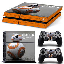 Star Wars BB-8 PS4 Skin Sticker Cover