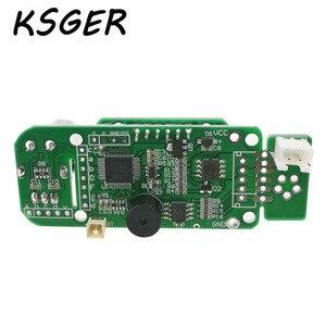 Image 4 - KSGER V 2,01 STM32 OLED T12 Elektrische Lötkolben Temperatur Löten Station Controller T12 K T12 JL02 Lötkolben Spitze