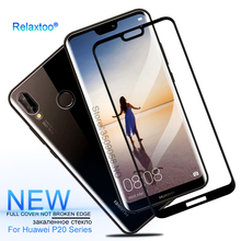 Glass For Huawei P20 Lite Case Screen Protector Full Cover Tempered Glass For Huawei P 20 Lite Pro P20Lite Protection Glas Film