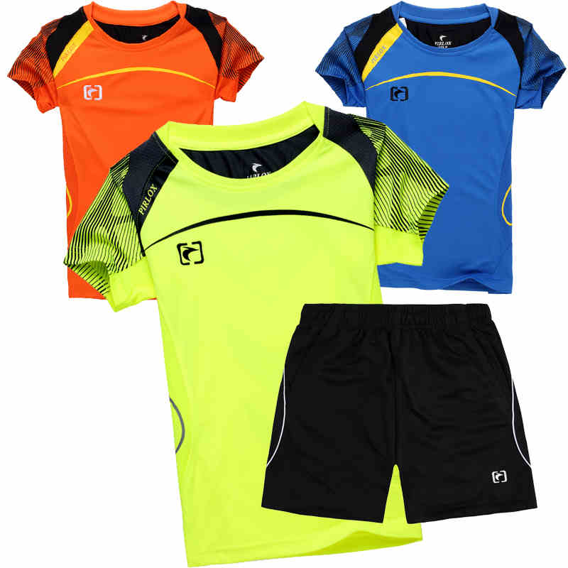 Child Badminton Shirt Short Boys Girl Sportswear Tenis Set Volleyball Table Tennis Clothes Quick Dry Junior Teenager Sport Suits