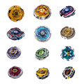 1pcs Sample Retail Beyblade Metal Fusion 4D Set BB108 BB118 Kid Game Toys Children Christmas Gift Without Original Packaging S50