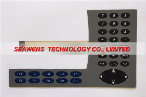 2711P-B6M20D 2711P-B6 2711P-K6 series membrane switch for Allen Bradley PanelView plus 600 all series keypad , FAST SHIPPING globo rois 56213 6