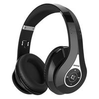Mpow Bluetooth Headphones CVC 6 0 Noise Cancelling Stereo Foldable Headset Headband Ergonomic Design Soft Earmuffs