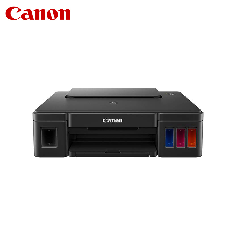 Inkjet printer Canon Pixma G1411 ink included original new spt 510 50pl print head inkjet printer infinity challenger zhongye spt510 printhead 35pl 1pc for sale