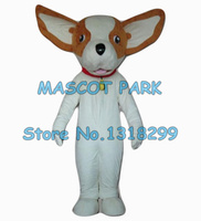 mascot high quality hot sale chihuahua mascot costume adult size cartoon puppy dog chihuahua costumes carnival fancy dress